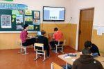Профильный отряд «Лингвистёнок» в рамках школьного лагеря «Солнышко»